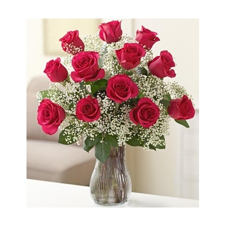 The Red Ribbon Bouquet