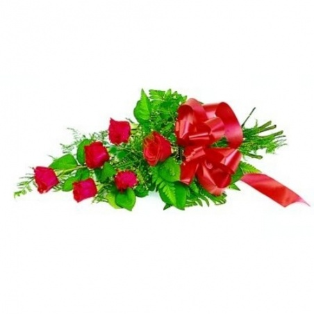 Sheaf of roses - Romance
