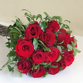 14 Red Roses Bouquet
