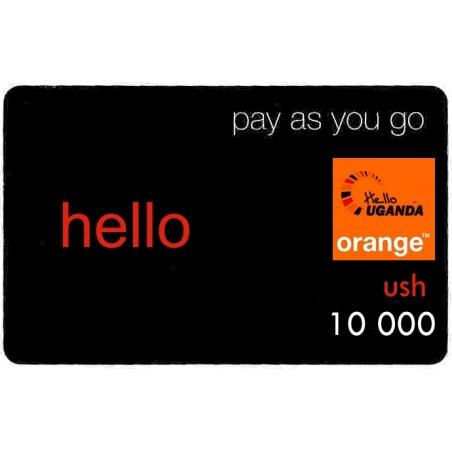 10000 Africell Airtime Voucher