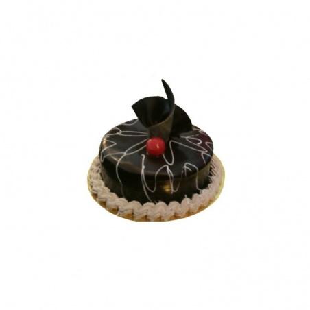 Double Truffle cake