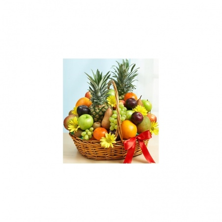 Kazinga Flower Fruit Basket