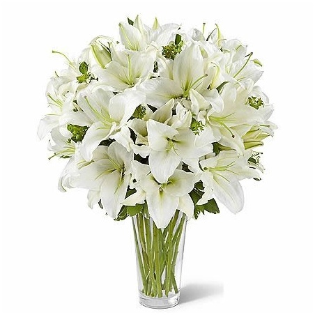 lilies Pure Gift bouquet