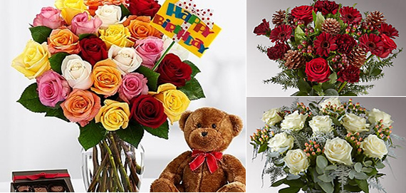 Send gifts and flowers in Uganda with delivery